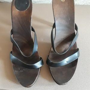 Original Aldo African style Black & Silver